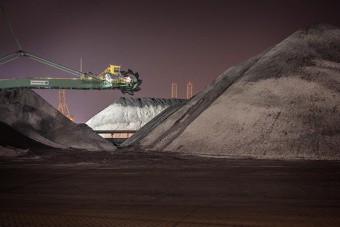 Coal scape, Image by Markus Lehr