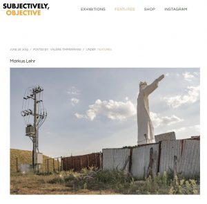Featured on Subjectively, Objective