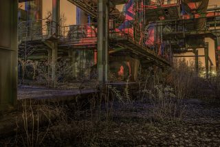 Industrial study, image by Markus Lehr